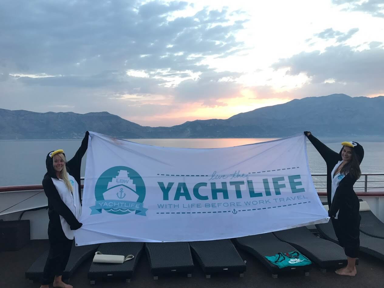 11 Reasons to Choose YachtLife over The Yacht Week