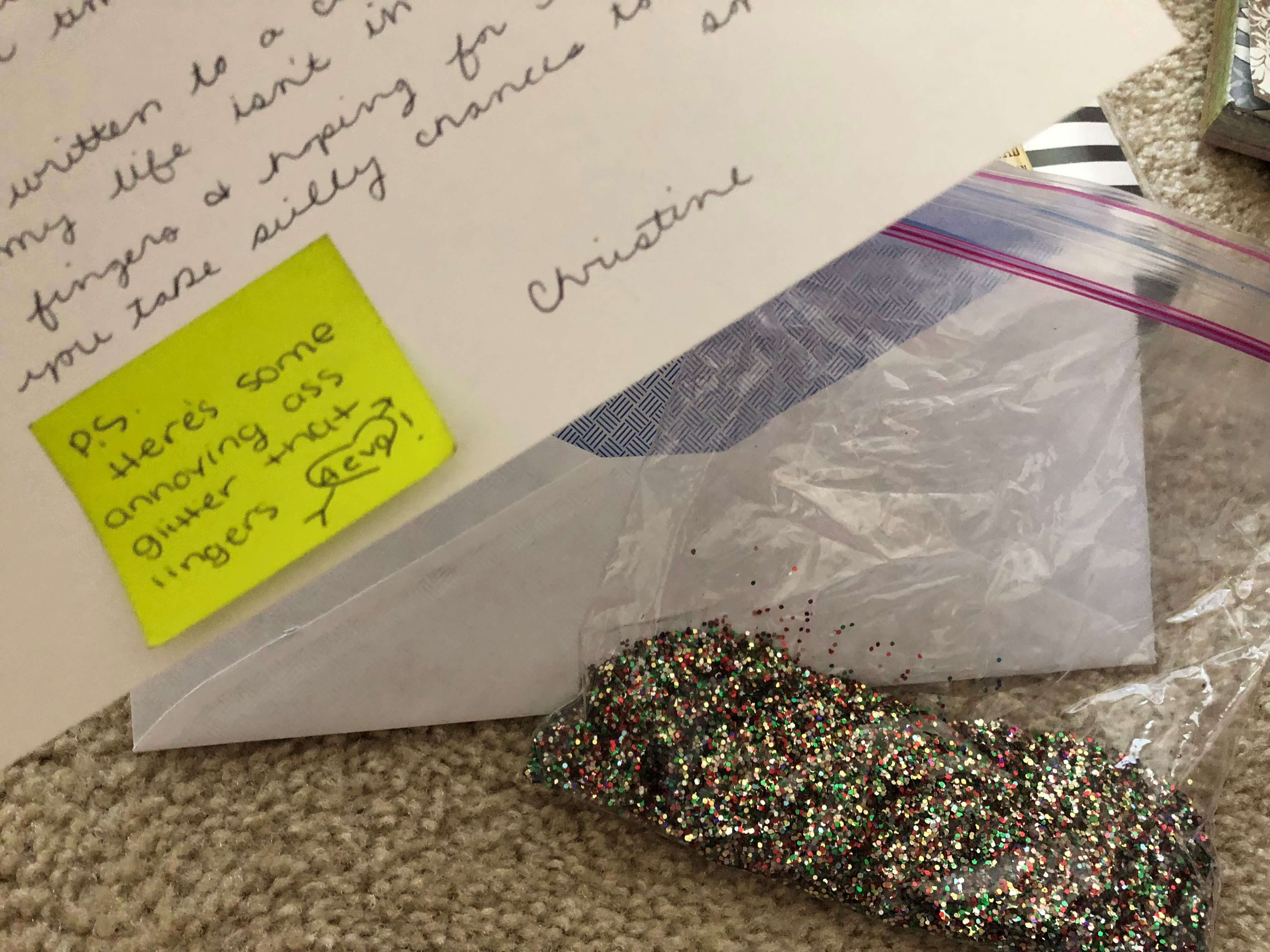 I Mail Hand Written Love Letters to Strangers – Part 3