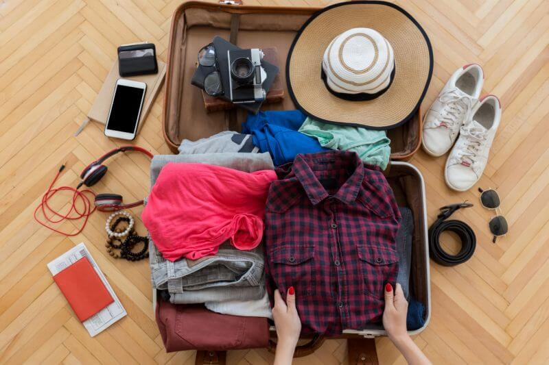 Fifteen items I never travel without